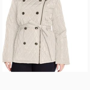 ➕ 3X NWT HARVE BENARD Mid-Weight Quilted Coat